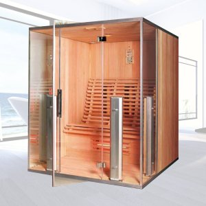 Infrarotsauna Argos II perfect-spa